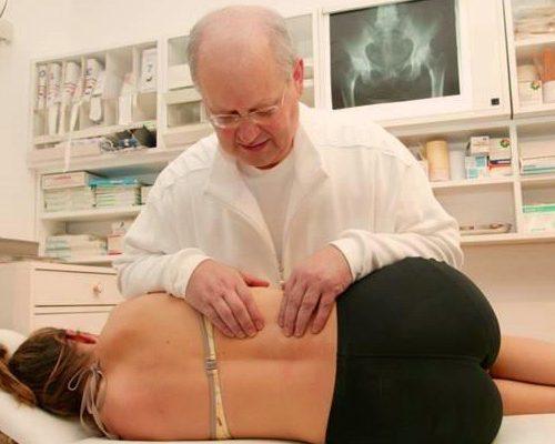 Chiropraktik – Manualmedizin