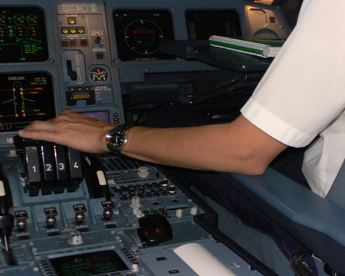 Flugmedizinsche Untersuchungen