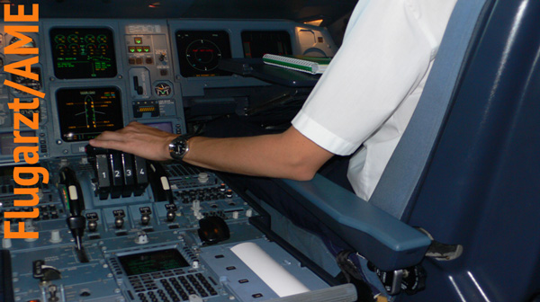 Flugmedizinischer Sachverständiger/AME